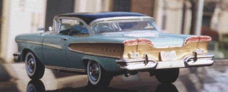 1958 Pacer AMT Model