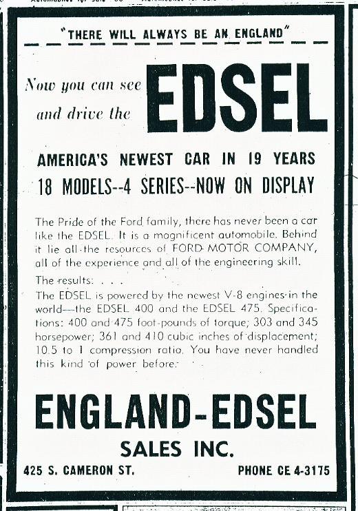 Pennsylvania Courtesy motor sales inc