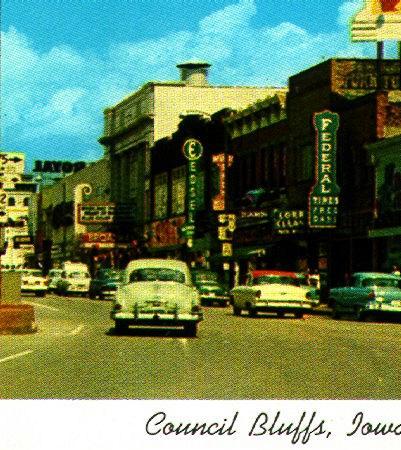 ... Broadway Council Bluffs Doran Motor Compan 518 Harrison Street Davenport Phone: 6-1688 Peterson Sales and Service 218 East Water Street Decorah Bookey ...